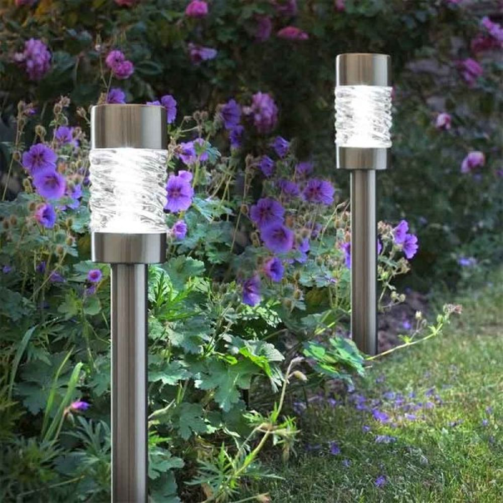 Martello Stainless Steel 5L Stake Light